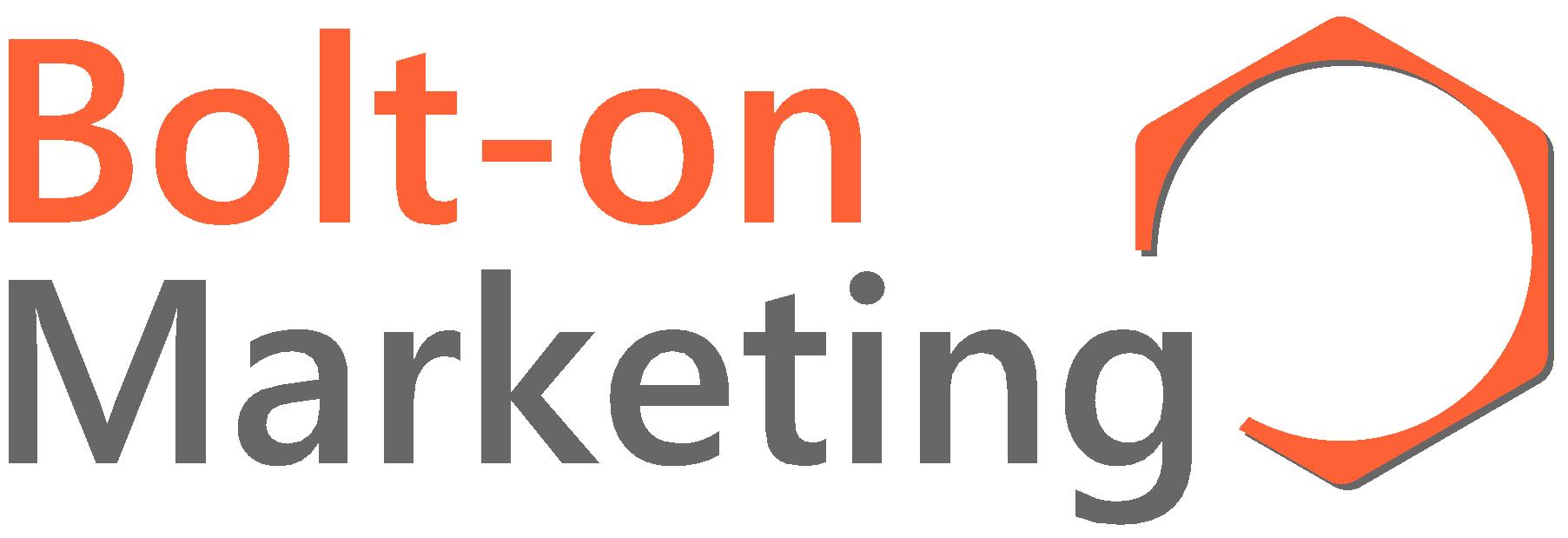 Bolt-on Marketing