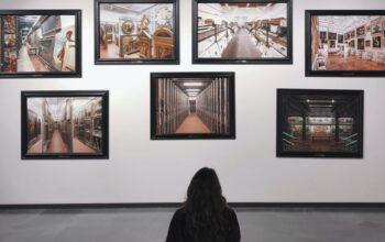Website Design for Art Galleries