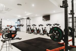 Website Design for Fitness Brands