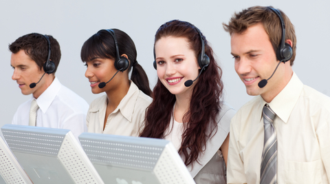 Telemarketing for charities