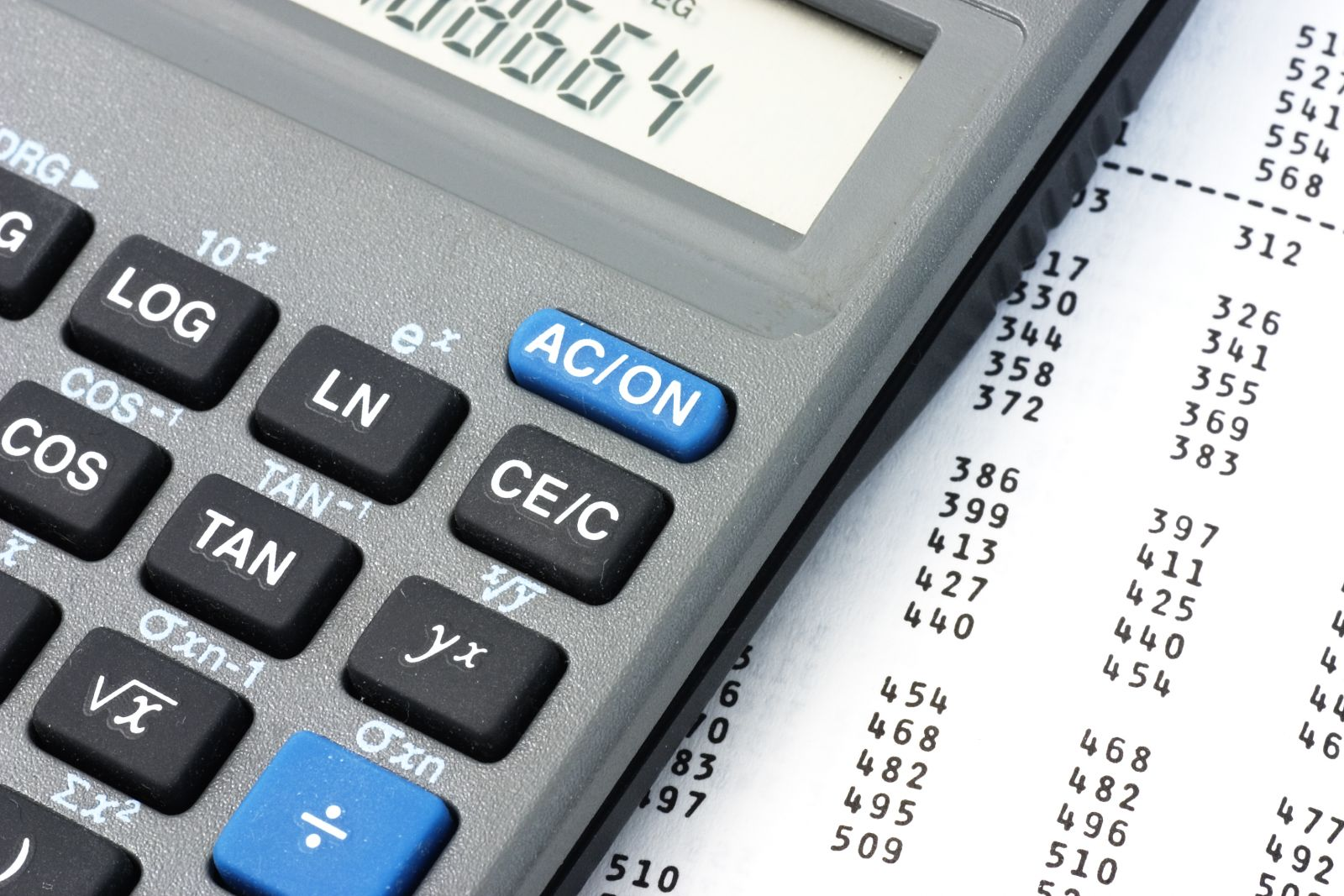Generally Accepted Accounting Principles - GAAP